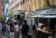 Guasto Village non solo d'estate: container fissi in zona universitaria